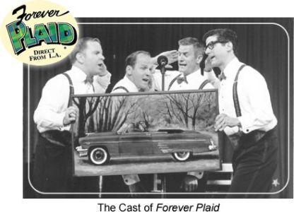Forever Plaid