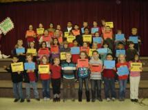 Cherry Creek Scholars Of Month Elementary