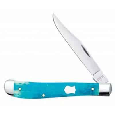 Caribbean Blue Bone - Slimline Trapper