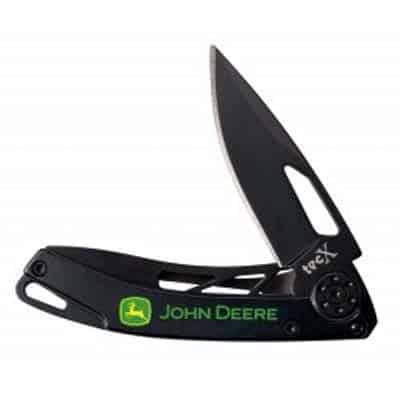 John Deere TecX Black Hard Coat Dinero