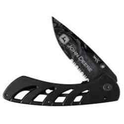 John Deere TecX Black Hard Coat Exo-Lock