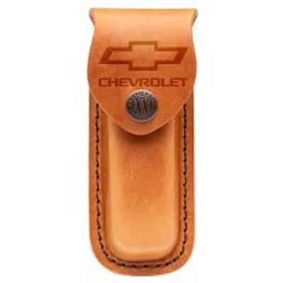 Chevrolet Sheath – Brown Leather (Medium)
