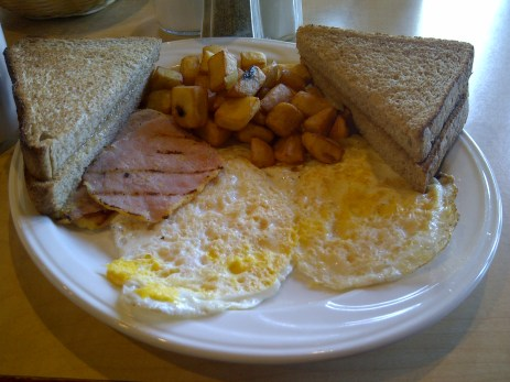 Breakfast at Don Cherry's