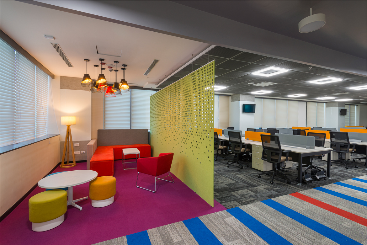 Corporate Office Interior Designing & Architects Firms In