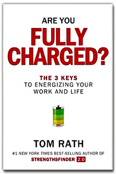 Fully Charged - Tom Rath