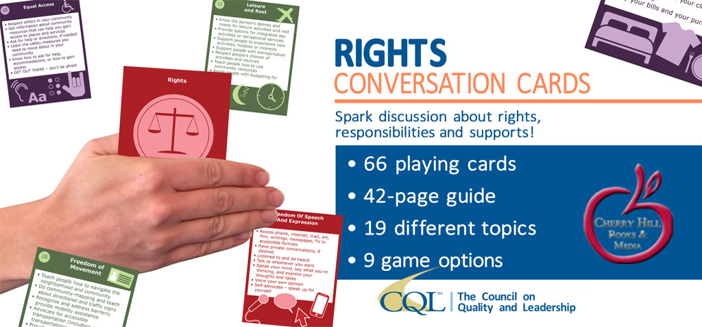CQL - Rights Cards