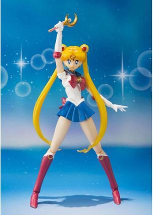 figurita sailor moon - pose curacion lunar