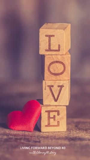 Love phone wallpaper