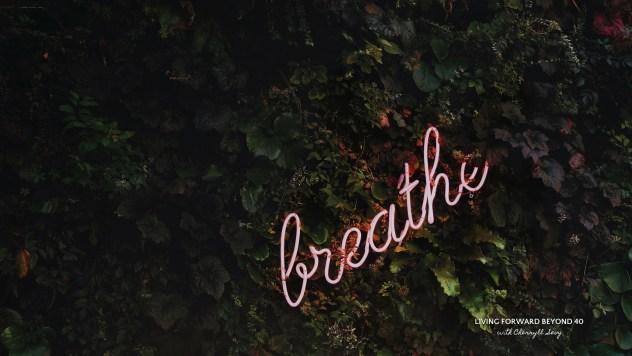 Breathe desktop wallpaper