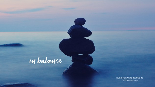 In Balance desktop wallpaper