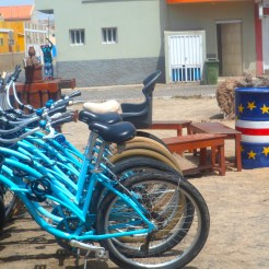 Bikes for hire, Santa Maia