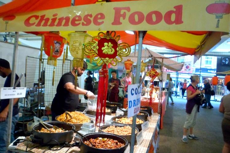 Chinese Food Brick Lane London