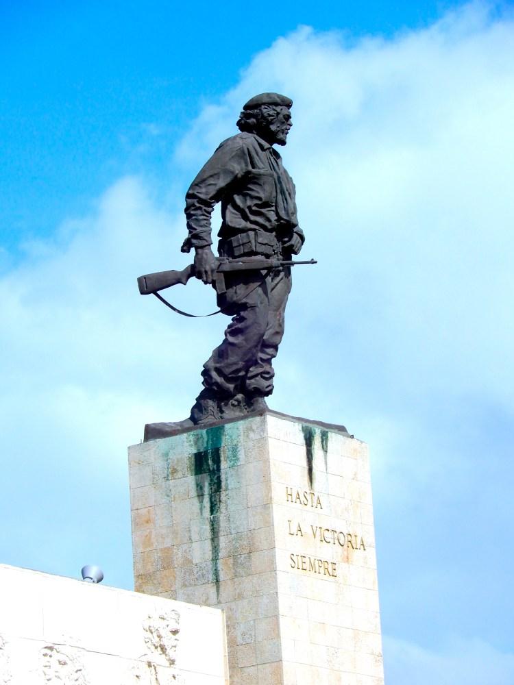 Cuba Santa Clara Che Guevara Revolution Square DSCN2120