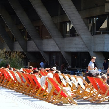 Deck chairs & Chill