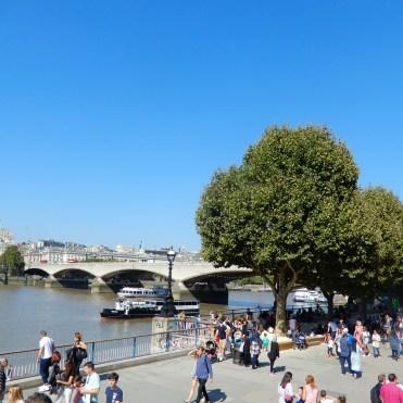 Southbank London River Thames DSCN7846