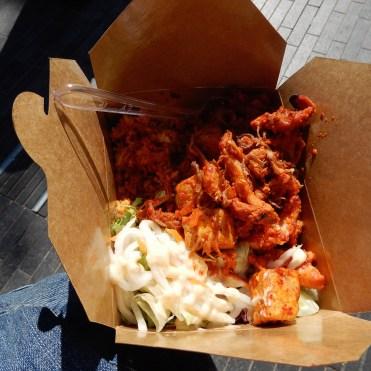 Korean mighty meat box