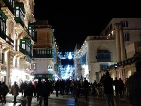 Malta Valletta Christmas cherrylsblog.com DSCN8476