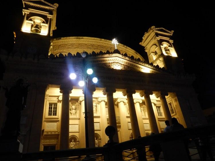 Malta Valletta Church DSCN9761