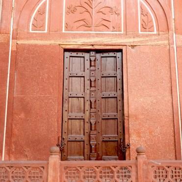 India Taj Mahal Agra Palace cherrylsblog.com doors DSCN9148