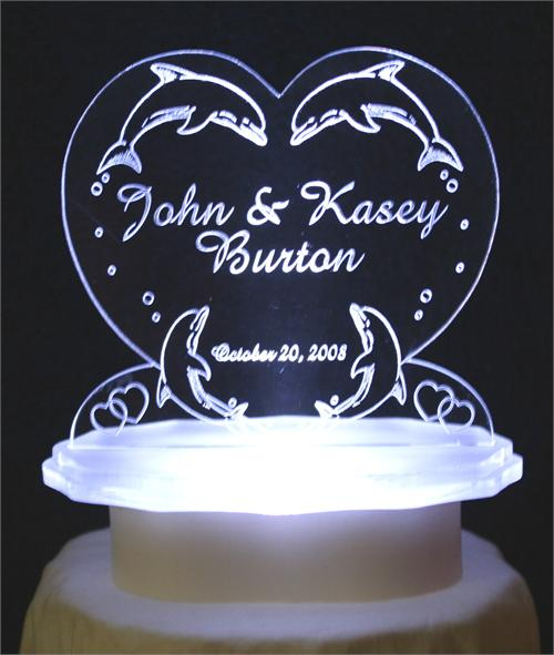 Funny Wedding Cake Toppers Cherry Marry