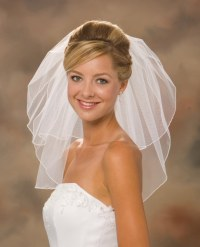 Bridal Veils for Short Hairstyles | Cherry Marry