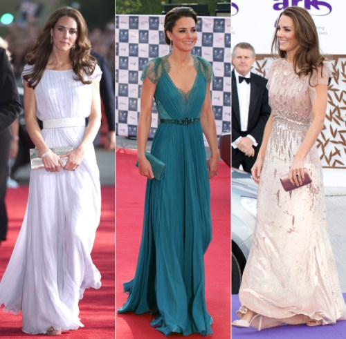celebrity inspired wedding guest dresses from kate middleton