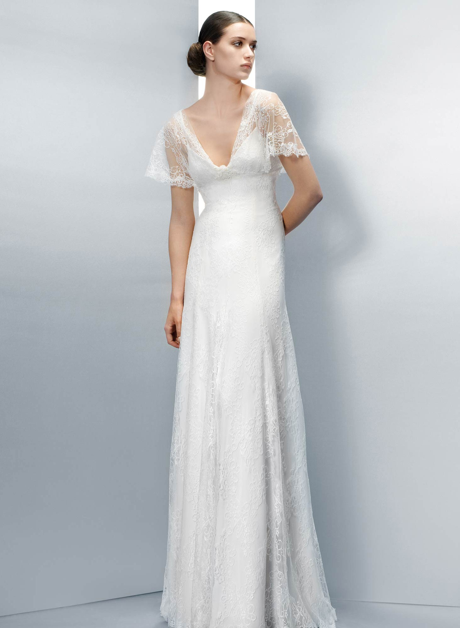 A Collection Of Vintage Wedding Dresses Cherry Marry