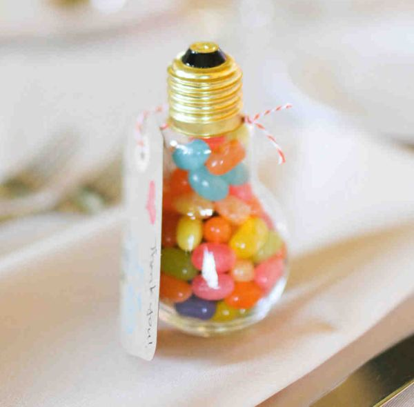 Wedding Jelly Beans Party Favor
