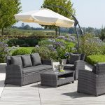 Top Gartensitzgruppen & Loungesets unter 600€