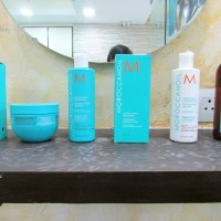 Moroccanoil Smoothing Hair Spa Experience
