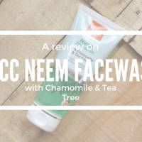 VLCC Neem Face Wash Review