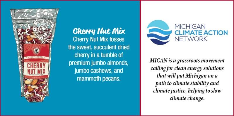 Cherry Nut Mix