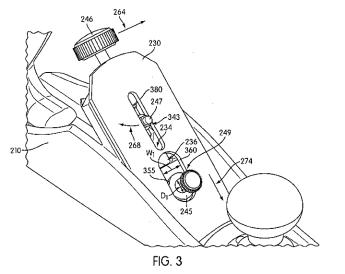 Stanley Plane Patent 2013