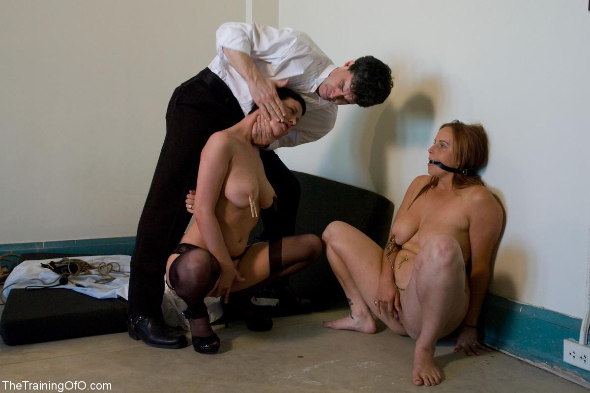 Slave cherry torn bdsm torment perverts bizarre extreme