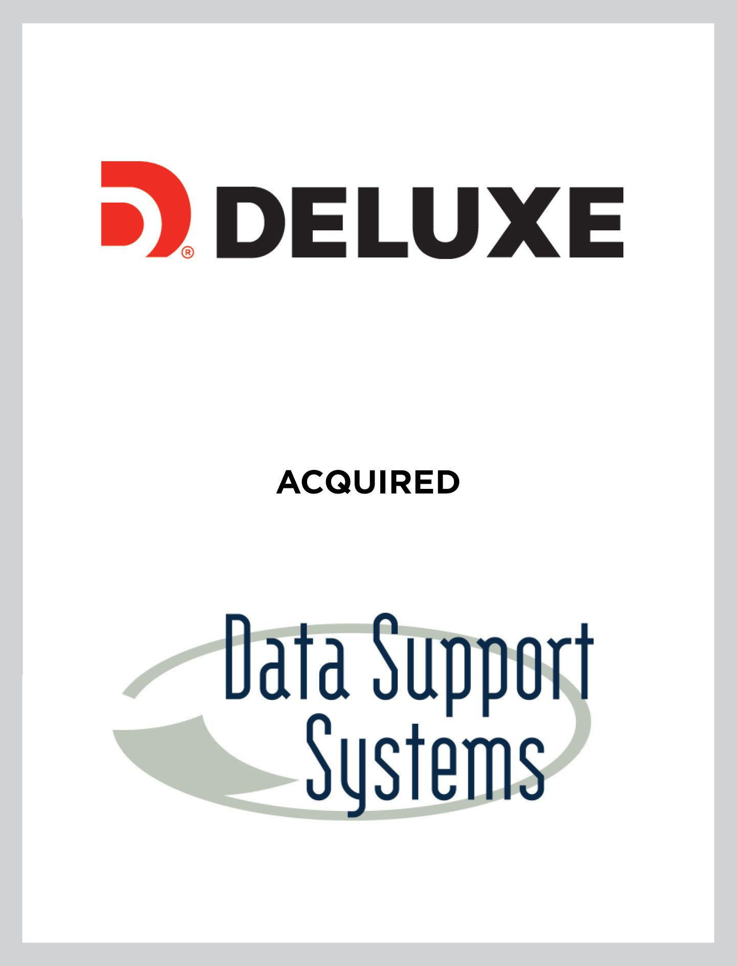 Deluxe/DSS Case Study