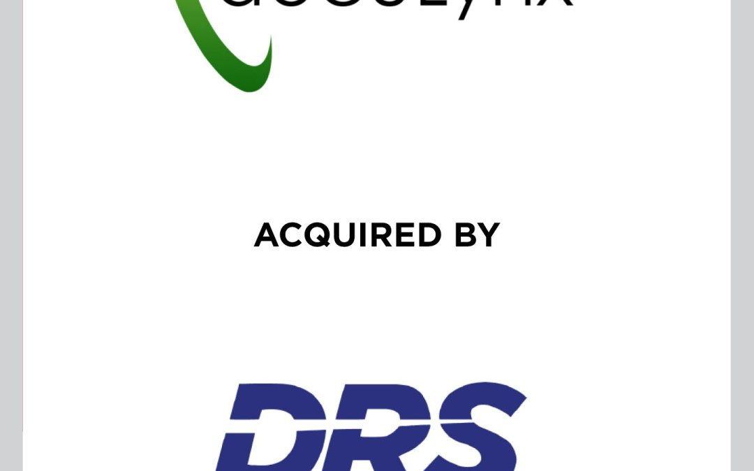 Cherry Tree Advises docuLynx on its Sale to DRS Imaging Services