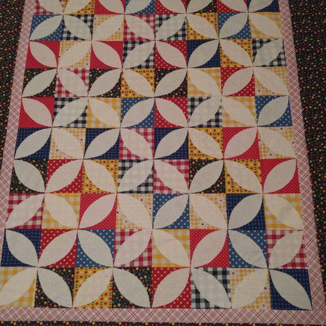 I am so excited for this darling picnic quilt orangehellip