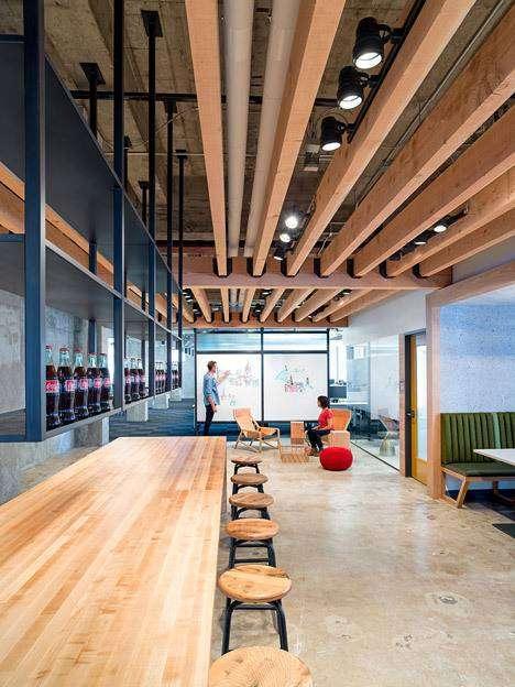 Офис мечты: штаб-квартира Yelp