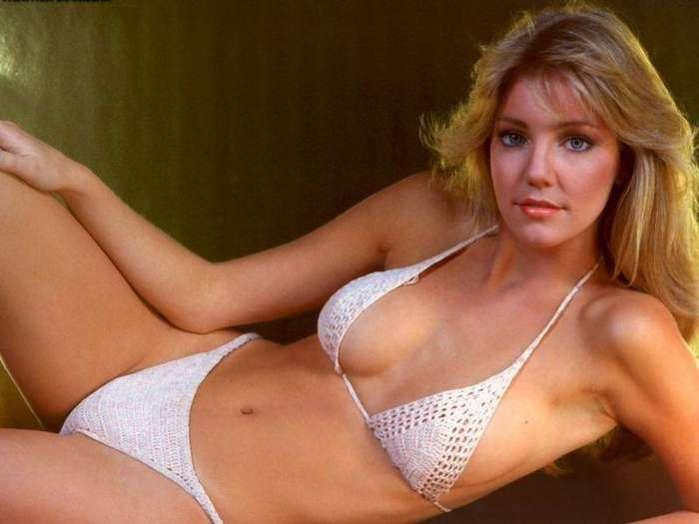 10 фото знаменитостей в бикини — до того, как они стали известными