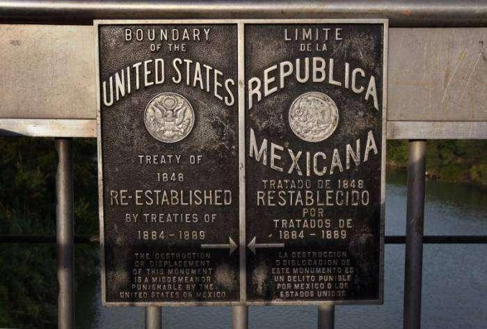 Граница США-Мексика (33 фото)