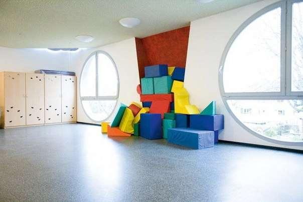 Детский сад Die Katze в Германии (5 фото)