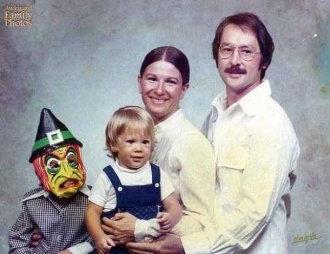 Эти дети превратили обычные фотографии в шедевры (17 фото)