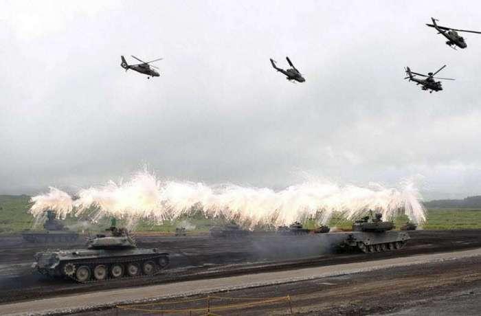 20 сильнейших армий мира (21 фото)