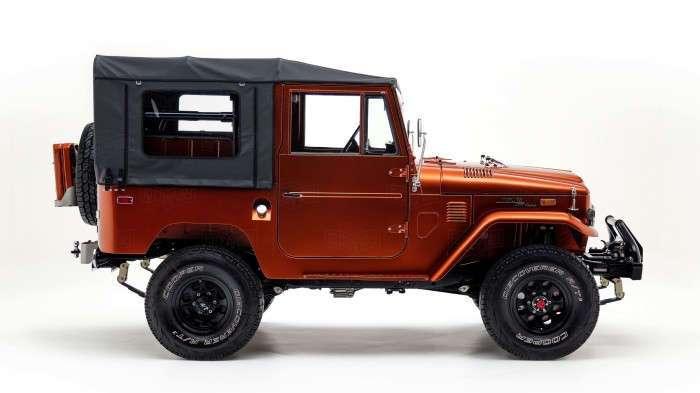 Родом из детства: кастом-внедорожник Toyota по мотимам игрушечного грузовичка Tonka