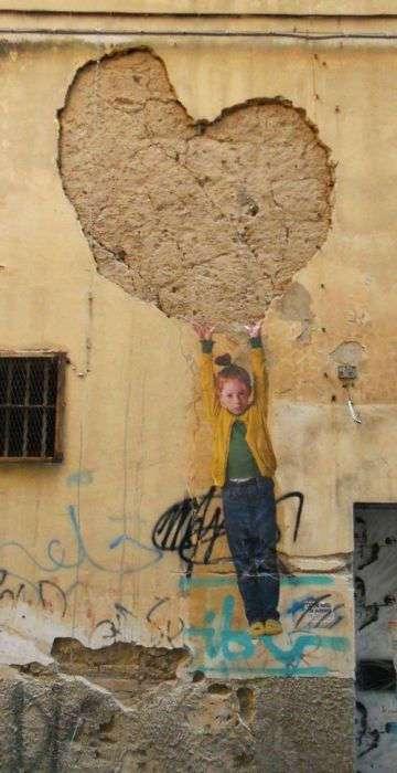 Великолепные примеры стрит-арта (18 фото)