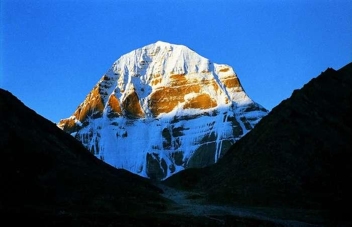 Тибетская священная гора Кайлас (29 фото)