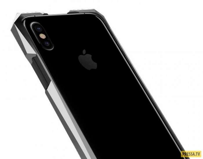 Когда некуда девать деньги: чехол для iPhone из титана, который стоит дороже, чем сам телефон! (16 фото)