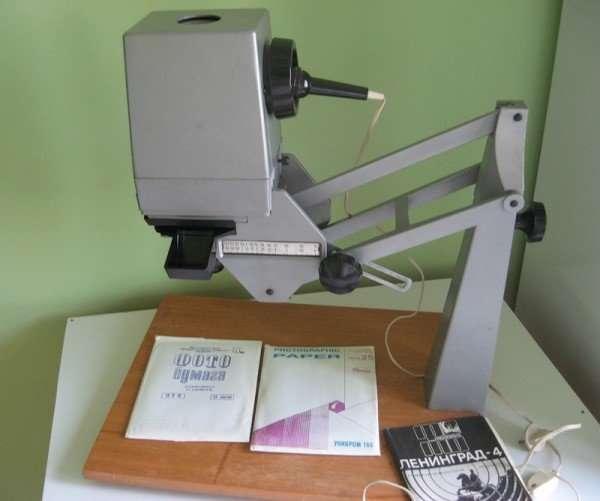 Печать фотографий в СССР-18 фото-