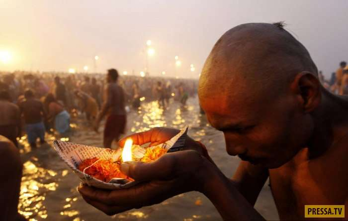 Необычные представления о загробной жизни в индуизме (11 фото)