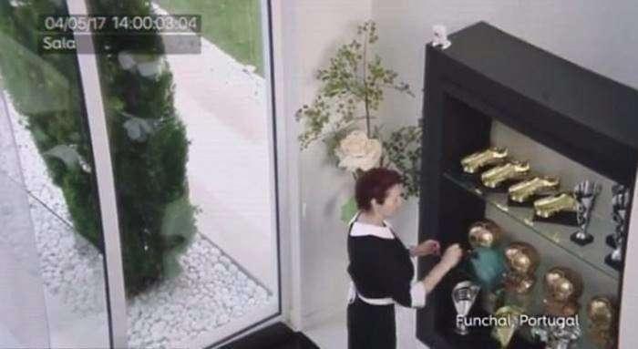 Давайте виртуально прогуляемся по особняку Криштиану Роналду за 6,6 млн американских долларов-15 фото-